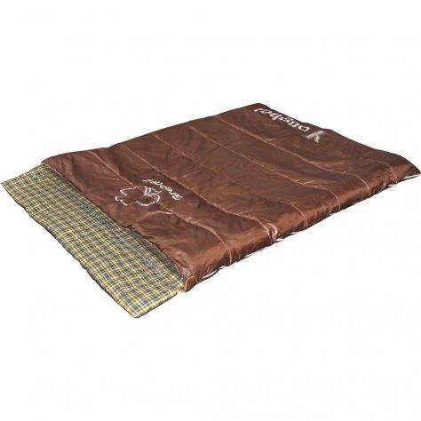"""Двухместный спальный мешок одеяло """"Йол  V2"""""""