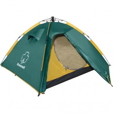 Палатка автомат трехместная Клер 3 v2