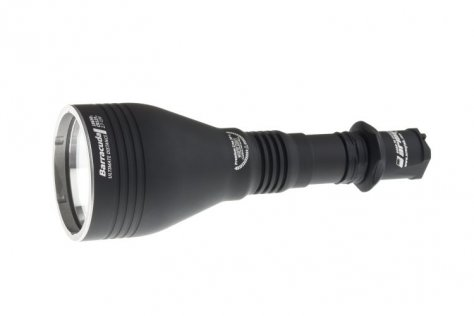 Фонарь Armytek Barracuda Pro v2 XP-L High Intensity теплый