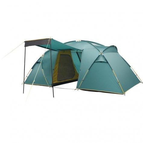 Палатка с двумя комнатами четырёхместная Виржиния 4 v2