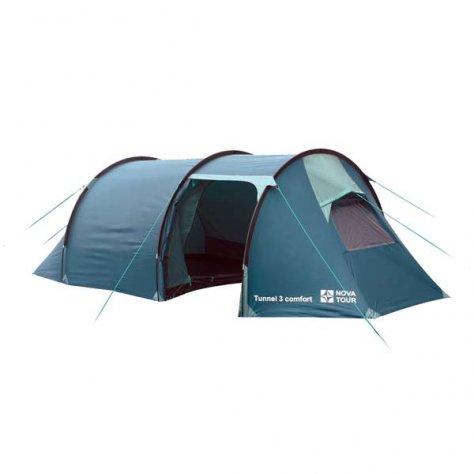 """Палатка """"Тоннель 3 комфорт"""""""