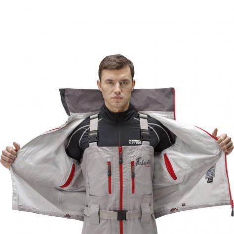 Рыболовная мембранная куртка Риф Prime