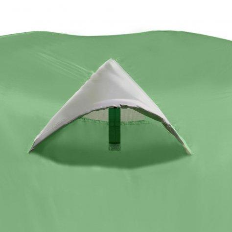 Палатка трехместная с тамбуром Дом 3 v2