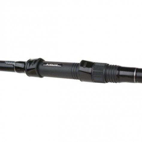 Удилище штекерное Mikado BLACK STONE TRI-Carp 390 / 3.00 lbs (3 секц.)