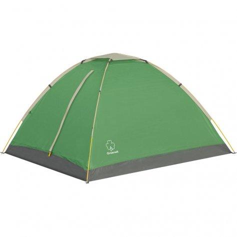 Палатка однослойная трёхместная Моби 3 v2
