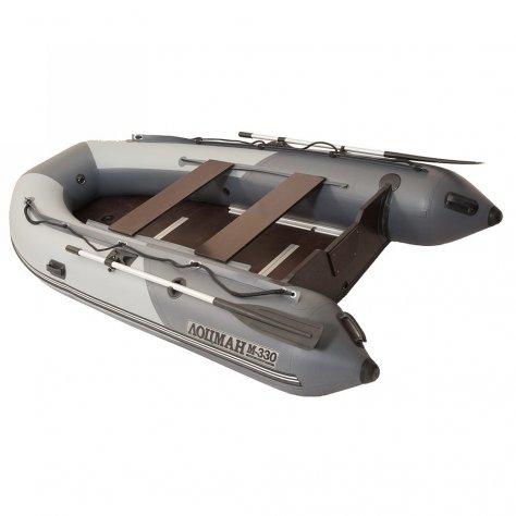 Лодка моторная килевая Лоцман М-330