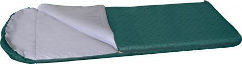 """Спальный мешок одеяло с подголовником """"Карелия 450"""""""