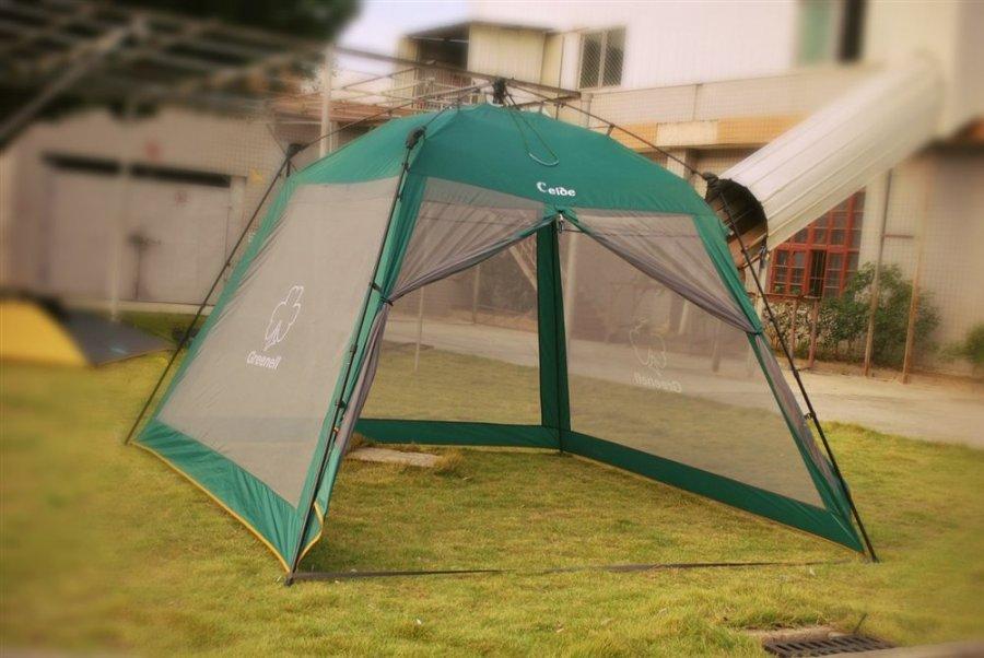Автоматические палатки