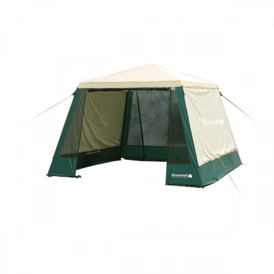 сеткой | Палатка Greenell